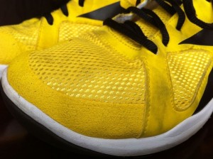 Reebok CrossFit Nano Yellow dirt