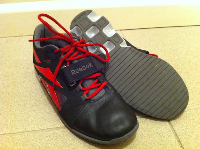 Review: Reebok CrossFit Oly Shoes -- The Rx Review
