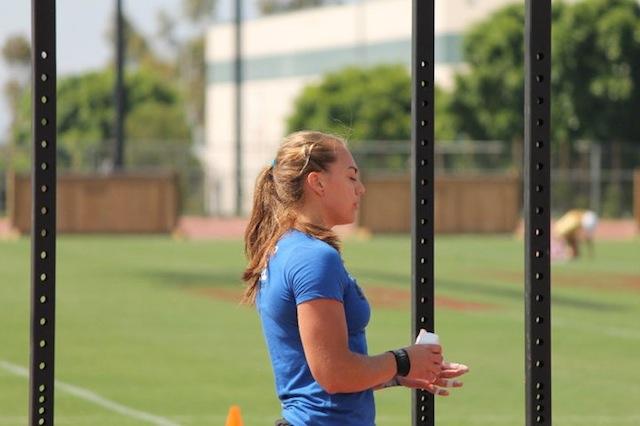 Katie Hogan CrossFit
