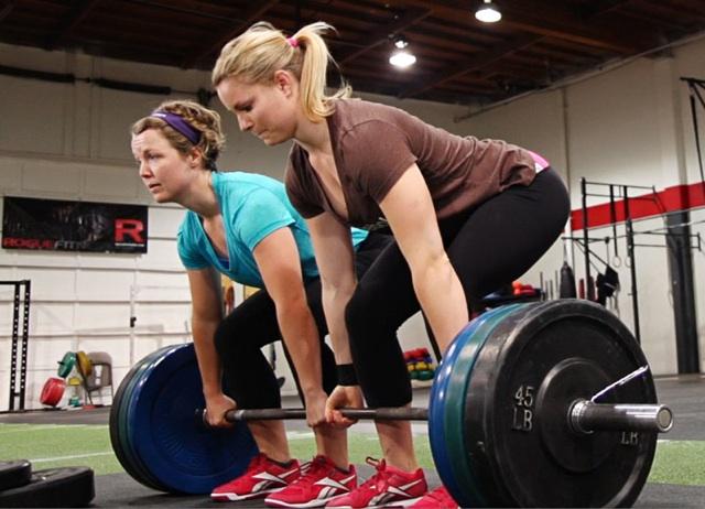CrossFit Partner Workouts