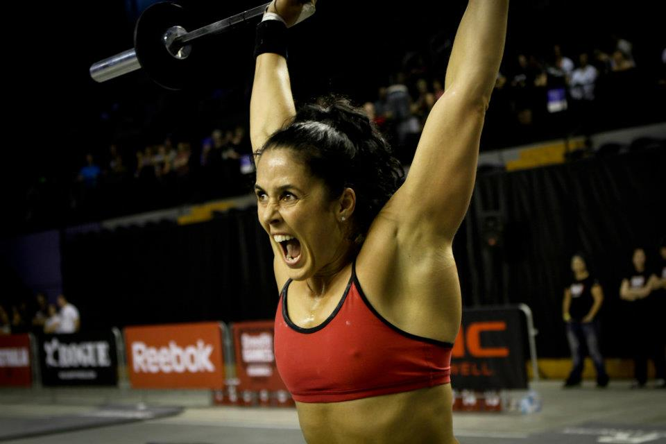 amanda allen talks about swearing in crossfit