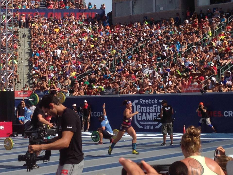 crossfit games betting odds