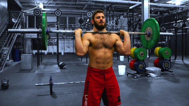 Tabata Songs Features Mat Fraser
