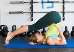 Yoga Pose of the Week – Plow